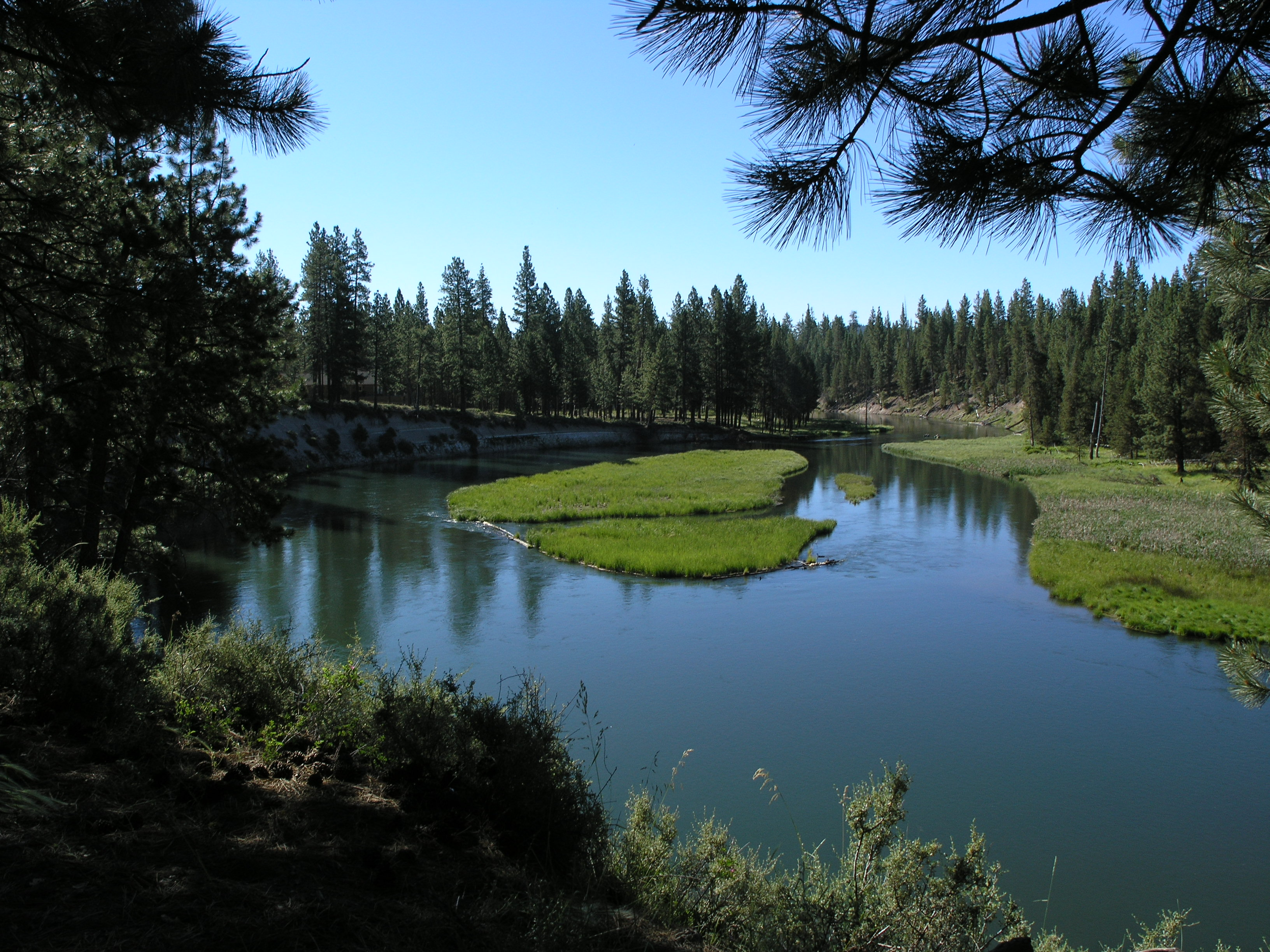 Tetherow to Big Deschutes River